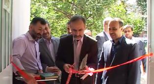 افتتاح طرح های توسعه دانشکده پرستاری و مامایی رامسر