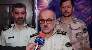 اجرای طرح تابستانه پلیس در سواحل مازندران