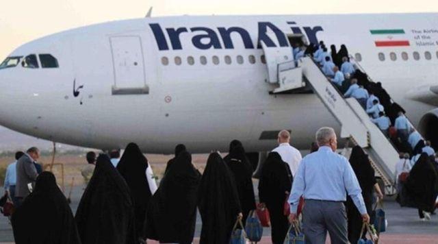 اعزام نخستین حاجیان مازندرانی امشب از فرودگاه ساری