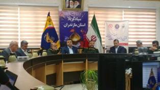 راه اندازی همزمان ۵۱۶ طرح محرومیت زدایی سازندگی در مازندران