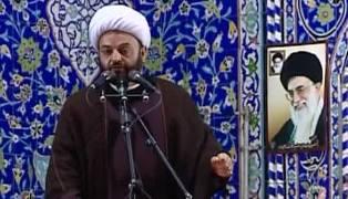 تاکید امام جمعه موقت ساری بر اعتماد نکردن به آمریکا